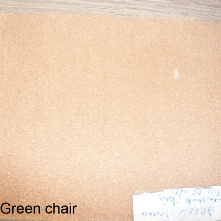 Green chair      Balsan